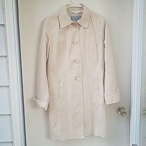 Nine West medium cream jacket